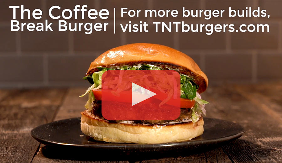 The Coffee Break Burger